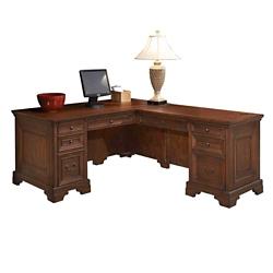 "Executive L-Desk - 66""W, 10508"