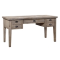 "Solid Wood Writing Desk - 60""W, 10407"