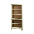 "Two Tone Bookcase - 72""H, 32198"