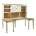 "U Desk with Hutch - 84""W, 10511"