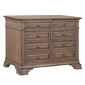 """Four Drawer Combo File - 42.5""""W, 30625"""