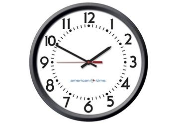 "Analog Clock - 12"", 92108"