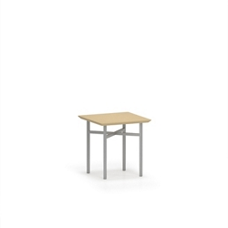 "Square End Table - 20""W, 76613"