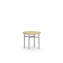 "Round End Table - 24""W, 76615"