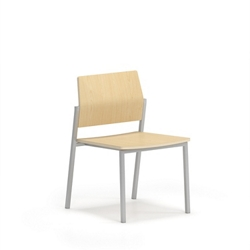Armless Laminate Guest Chair, 76644