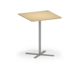 "Square Counter Height Cafe Table - 36""W, 76646"
