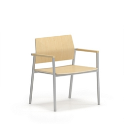 Laminate Oversize Chair, 76651