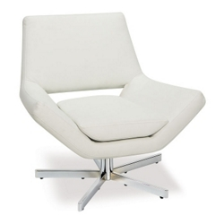 "Yield Swivel Lounge Chair - 31"" Wide, 75426"