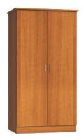 """Two Door Wardrobe Cabinet - 72""""H , 26544"""