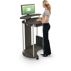 Standing desk shop for a stand up desk at for Furniture 7 customer service