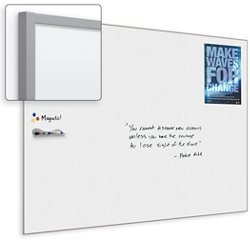 12'W x 6'H Whiteboard Panel System, 81034