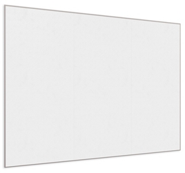 16'W x 6'H Whiteboard Panel System, 81035