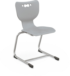 "Cantilever Leg 18"" School Chair, 51717"
