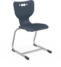 "Cantilever Leg 16"" School Chair, 51716"