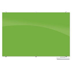Magnetic Glass Board 4'H x 6'W, 83314