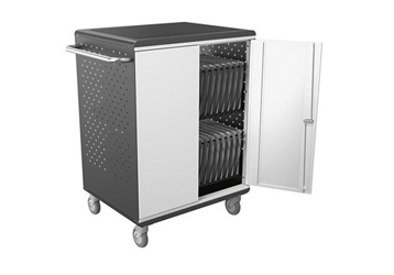 Mobile Charging Cart for 32 Extra Large Tablets, 220068
