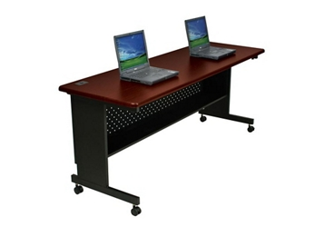 "Mobile Folding Table 72""W x 24""D, 46999"