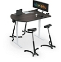 "Electric Height Adjustable Media Table - 72""W x 48""D, 16194"