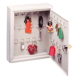 Key Storage Cabinet - 28 Capacity, 36025