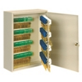 Locking Key Storage Cabinet - 300 Capacity, 36029