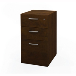 "15""W Three Drawer File Pedestal, 31782"