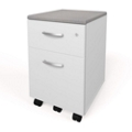 "15""W Mobile File with Cushion-Top, 31784"