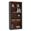"Five Shelf Bookcase - 66.8""H, 10099"
