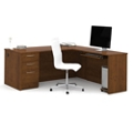 "Reversible 71""W Executive L-Desk, 10108"