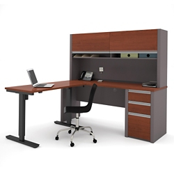 category uplift with wood reclaimed adjustable desk desktop height a complete desks solid