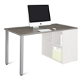Boardwalk Table Desk Return with Legs, 15707