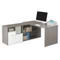 "Boardwalk L-Desk - 72""W, 16002"