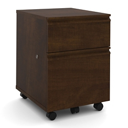 "Mobile Pedestal with One File Drawer - 15.4""W, 30067"