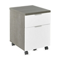 "Boardwalk Two Drawer Mobile Pedestal - 15.81""W, 34048"