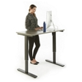 "Boardwalk Adjustable Height Table Desk - 48""W, 46830"