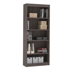 "72"" H Five Shelf Open Bookcase, 32112"