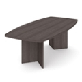 "Boat Shaped Conference Table - 95.5"" W x 47.5"" D, 40100"