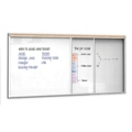 8'W Sliding Marker Board, 80482