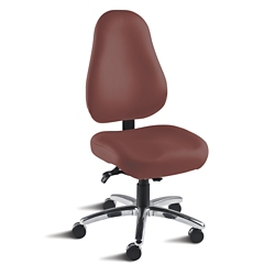 24/7 Armless Bariatric Task Chair, 26697