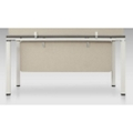 "Element Fabric Modesty Panel for All Single User Desks - 48""W, 10238"