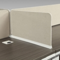 "Element Fabric Desktop Divider - 22""W, 21004"