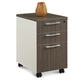 Element Three Drawer Mobile Pedestal, 34020