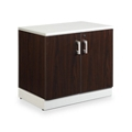 "Esquire 29.4""H Two Door Storage Cabinet, 36838"