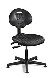 "Armless Polyurethane Chair - 15""-20""H, 51778"