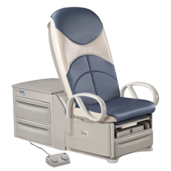 Access High-Low Exam Table in Plush Ultraleather, 25836