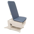 Pneumatic Adjustable Back Exam Table with Pelvic Tilt, 26151