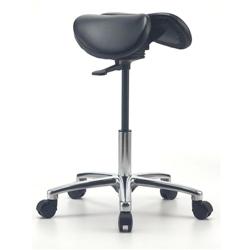 Petite Dental Seating Saddle Stool , 57075