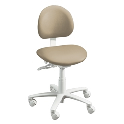Dental Operator Stool with Footring, 57078