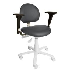 Dental Operator Stool with Armrests, 57079
