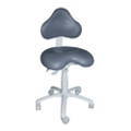 Dental Stool with Large HybriGel Seat, 57082