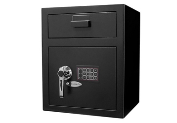 "Large Keypad Depository Safe - 15.33""W x 13.5""D, 36834"